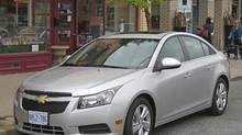 2014 Chevrolet Cruze Diesel (Dan Proudfoot for The Globe and Mail)