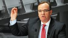 HSBC group chief executive Stuart Gulliver (LAURENT FIEVET/AFP/Getty Images)