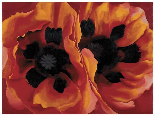 Oriental Poppies, 1927.