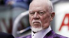 CBC Hockey commentator and former coach Don Cherry. REUTERS/Mark Blinch (MARK BLINCH)