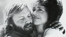 Coming Home: Jon Voigt and Jane Fonda in a scene from the 1978 film.