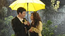 Josh Radnor as Ted, Cristin Milioti as Tracy, in the series finale of How I Met Your Mother. (Ron P. Jaffe/Fox)