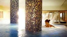 Marabella Resort spa in Costa del Sol, Spain.
