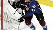 The Calgary Flames new aquisition Ryan O'Reilly . (file photo) (Jack Dempsey/The Associated Press)