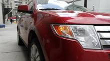 Ford's Edge (Fernando Morales/The Globe and Mail)