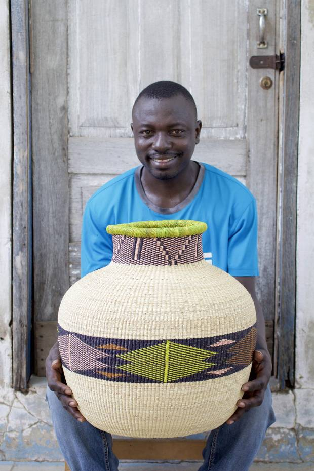 Baba Tree Baskets was founded on the principle of fair wages.