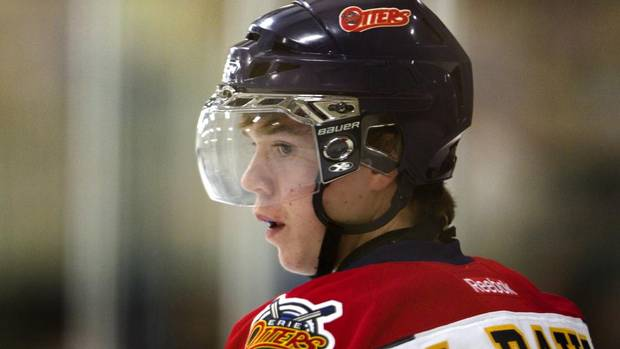 For Phenom Connor McDavid The Future Starts Now