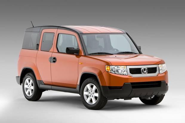 2010 Honda Element.