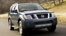 2011 Nissan Pathfinder (Nissan)