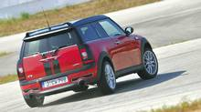 2009 MINI JOHN COOPER WORKS CLUBMAN (BMW/MINI - FOR EDITORIAL PURPOSES ONLY)