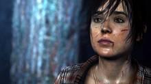 Beyond Two Souls features some of the most realistic performance captures yet, with stars Ellen Page and Willem Dafoe effectively 'cloned in 3D.'