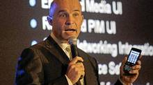 Jim Balsillie, Co-CEO Research In Motion (Kamran jebreili/AP)