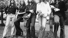 Deep Purple in an undated 1970s promo image.