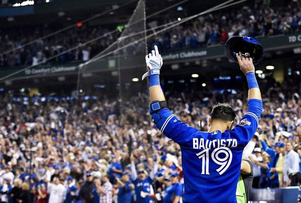 The Blue Jays are the runaway winners of The Canadian Press team of the year award.