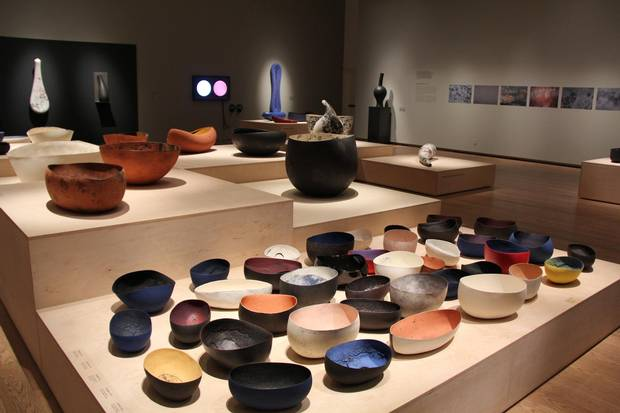 Installation photo (1).jpg Gardiner Museum presents major retrospective of work by acclaimed Canadian artist Steven Heinemann. Gardiner Museum