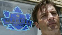 Toronto Marlies head coach Dallas Eakins (J.P. Moczulski/The Globe and Mail)