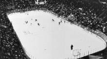File photo of Le Colisee, the home of the Quebec Nordiques before the NHL club moved to Denver. (Globe and Mail)