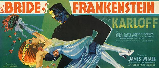 The Bride of Frankenstein, 1935.
