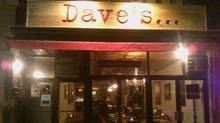 Dave's…on St. Clair restaurant and bar in Toronto (LIZ GUERRIER/DAVE'S...ON ST. CLAIR)