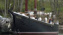 The refitting of Bluenose II is a national tragedy – the product of bad luck and poor decision-making (Andrew Vaughan/The Canadian Press)