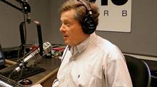 John Tory on-air at Newstalk 1010.