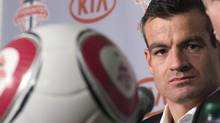 Toronto FC head coach Ryan Nelsen. (Frank Gunn/THE CANADIAN PRESS)