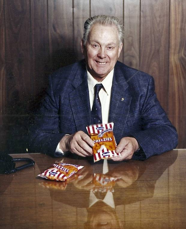 Jim Marker, the developer of Cheezies.