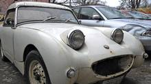 Austin-Healey Bugeye Sprite. (Peter Cheney, Peter Cheney/Peter Cheney/The Globe and Mail)