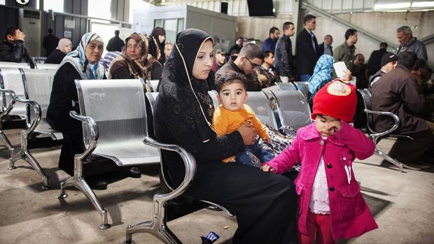 Syrian refugees who receive a 1 rating will be on a list of as many as 10,000 names that the UNHCR office in Jordan will offer to the Canadian government.
