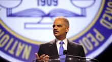 In an interview with The New York Times, U.S. Attorney-General Eric Holder notes investigation is extremely consequential. (DAVID MANNING/REUTERS)
