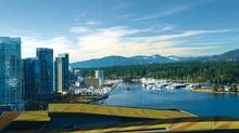 The new Vancouver Convention Centre is the first building in Canada to combine ultra-filtration and reverse osmosis systems to desalinate ocean water and treat wastewater for flushing toilets and irrigating its green roof garden.
