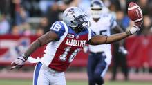 Montreal Alouettes' Jamel Richardson (Reuters)