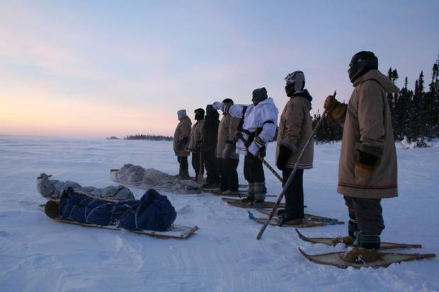 WALKING IS MEDICINE (2017) by Alanis Obomsawin. Documentary. KEEP CALM AND DECOLONIZE follows five Canadian filmmakers as they respond to Buffy Sainte-Marie's urgent call to