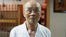 """Jiro Ono in """"Jiro Dreams of Sushi"""" (Courtesy Magnolia Pictures)"""