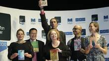 The Canadian publishing world has made nary a peep about the Man Booker Prize expansion. (LEFTERIS PITARAKIS/AP)