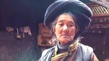 "A scene from ""The Grandmother's House Away from Home)"""