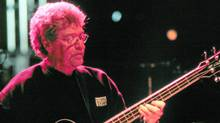 Donald (Duck) Dunn performing at Neil Young's Bridge Benefit 2000. on October 29th, 2000, Mountain View, Calif. (Tim Mosenfelder/Tim Mosenfelder / Getty Images)
