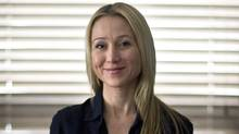 Belinda Stronach, chair of the Belinda Stronach Foundation. (Fernando Morales/The Globe and Mail)