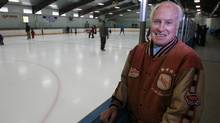 Edgar Laprade Was Known As 'Beaver' On The Ice