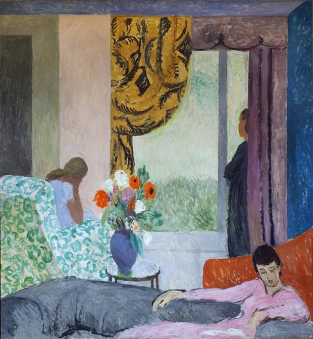 Vanessa Bell's The Other Room – from late 1930s – offers a glimpse into the artist's astounding and frequently changing work.