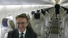 Robert Deluce, president of Porter Airlines (J.P. MOCZULSKI For The Globe and Mail)