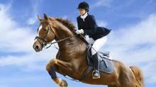 Equestrian jumper (Kseniya Abramova/Getty Images/iStockphoto)