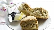 Scottish scones (Kevin Van Paassen For The Globe and Mail)