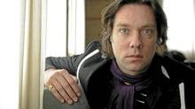 Rufus Wainwright on April 4, 2012 in Toronto during an interview at The Spoke Club. Wainwright's latest album will be released this month. (Fred Lum/Fred Lum / The Globe and Mail)