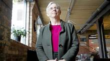 Lynn Eakin, policy chair of the Ontario Non Profit Network, says the shareholder model for giving is ill-suited to non-profits. (Kevin Van Paassen/The Globe and Mail/Kevin Van Paassen/The Globe and Mail)