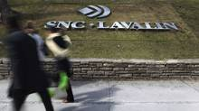 SNC-Lavalin has been hit with a second class-action lawsuit on behalf of investors. (CHRISTINNE MUSCHI/CHRISTINNE MUSCHI/REUTERS)