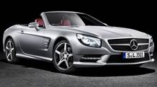 2013 Mercedes-Benz SL 550 (Mercedes-Benz)
