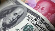 The United States is having problems again with the weakness of the Chinese yuan as the currency is down 0.5 per cent against the U.S. dollar this year after appreciating 4.5 per cent in 2011. (PETAR KUJUNDZIC/PETAR KUJUNDZIC/REUTERS)