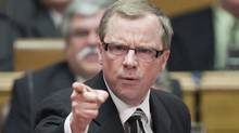 Saskatchewan Premier Brad Wall (TROY FLEECE/THE CANADIAN PRESS/Troy Fleece)