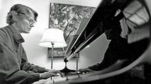 Ann Southam, composer. March 10, 1997. (Fred Lum/Fred Lum / The Globe and Mail)
